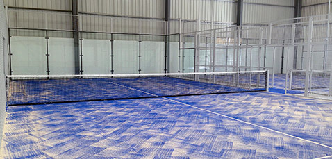 Indoor Padel Center